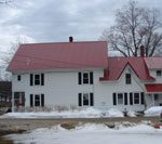 Metal roof installers Maine