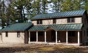 standing seam metal roofing Bethel Maine